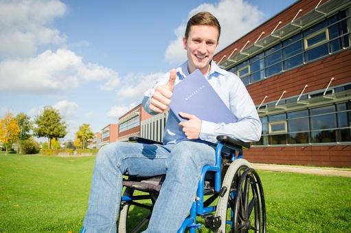 Studium mit Behinderung